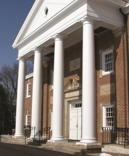 Architectural Support Posts : Columns somerset door column co