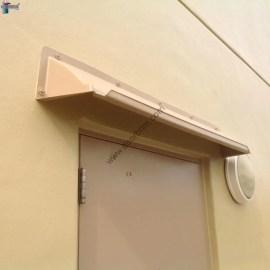 DOORBRIM Single Door Canopy