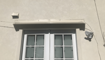 Fix a French door leak with DOORBRIM products.