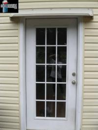Door Canopy IMG_1321