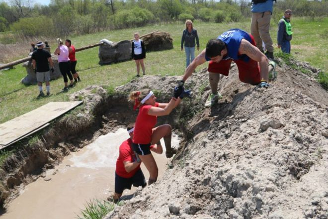 Getting Dirty For A Cause Door County Pulse