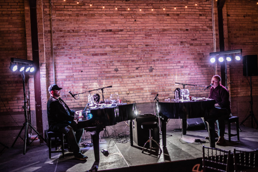 N.E.W. Piano Guys Bring Dueling Performance to Sister Bay Dec. 31 - Door County Pulse