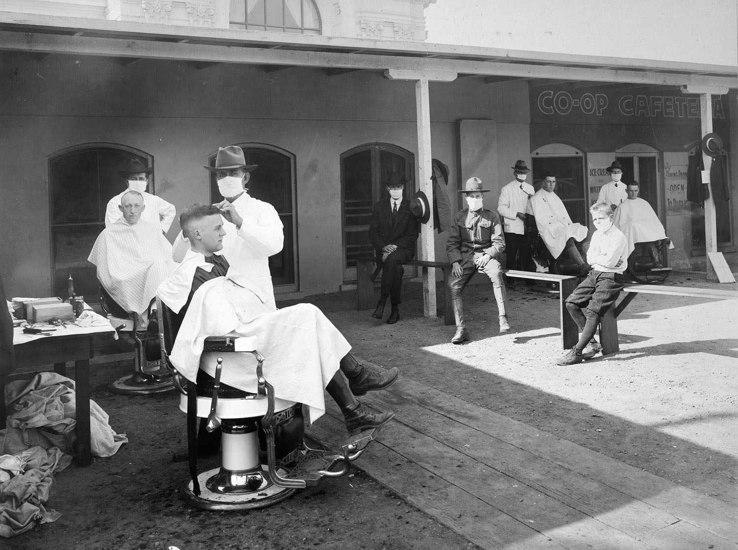 By The Numbers Spanish Flu Pandemic