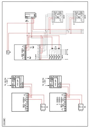 Videx 800 Series Wiring Diagrams