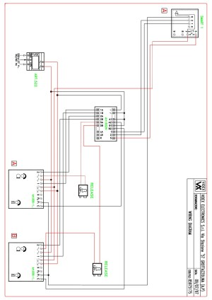 videx kit wiring diagrams