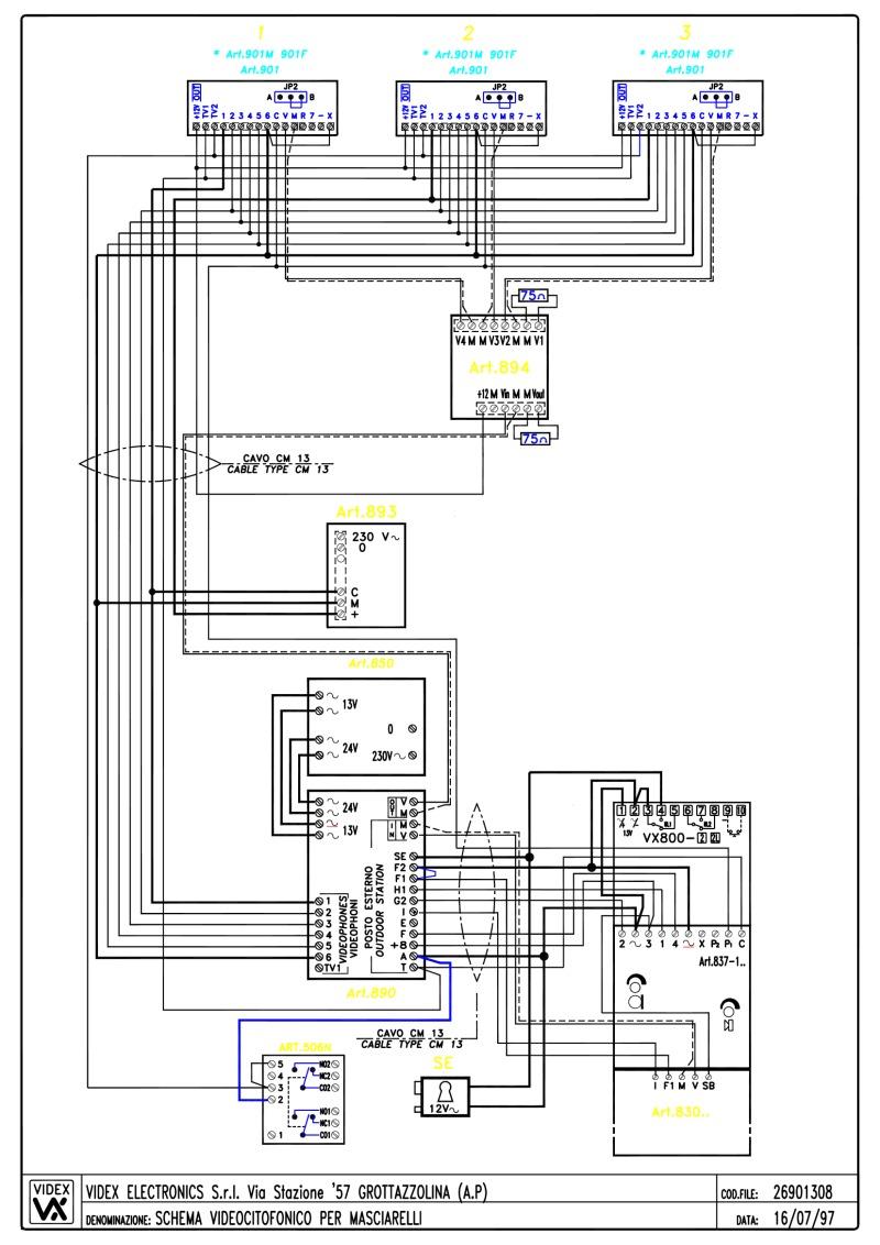 3m Plug Wiring Diagram Real Pollak Trailer Handset Telephone 7 110