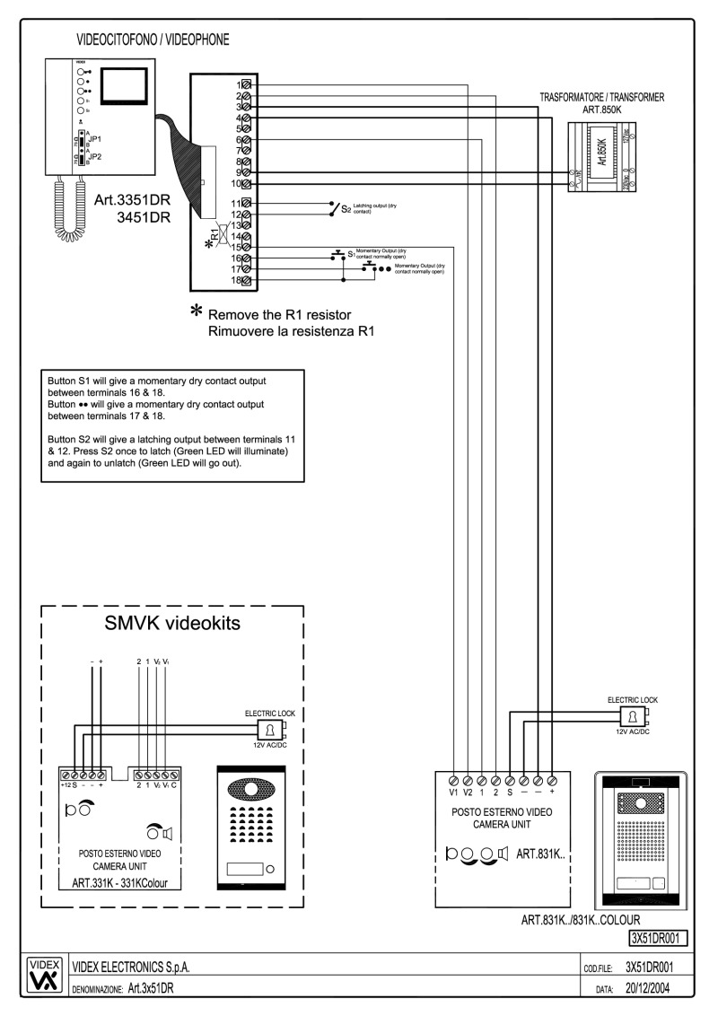 Aiphone Intercom Systems Manual Wiring Diagram And Installation Guide