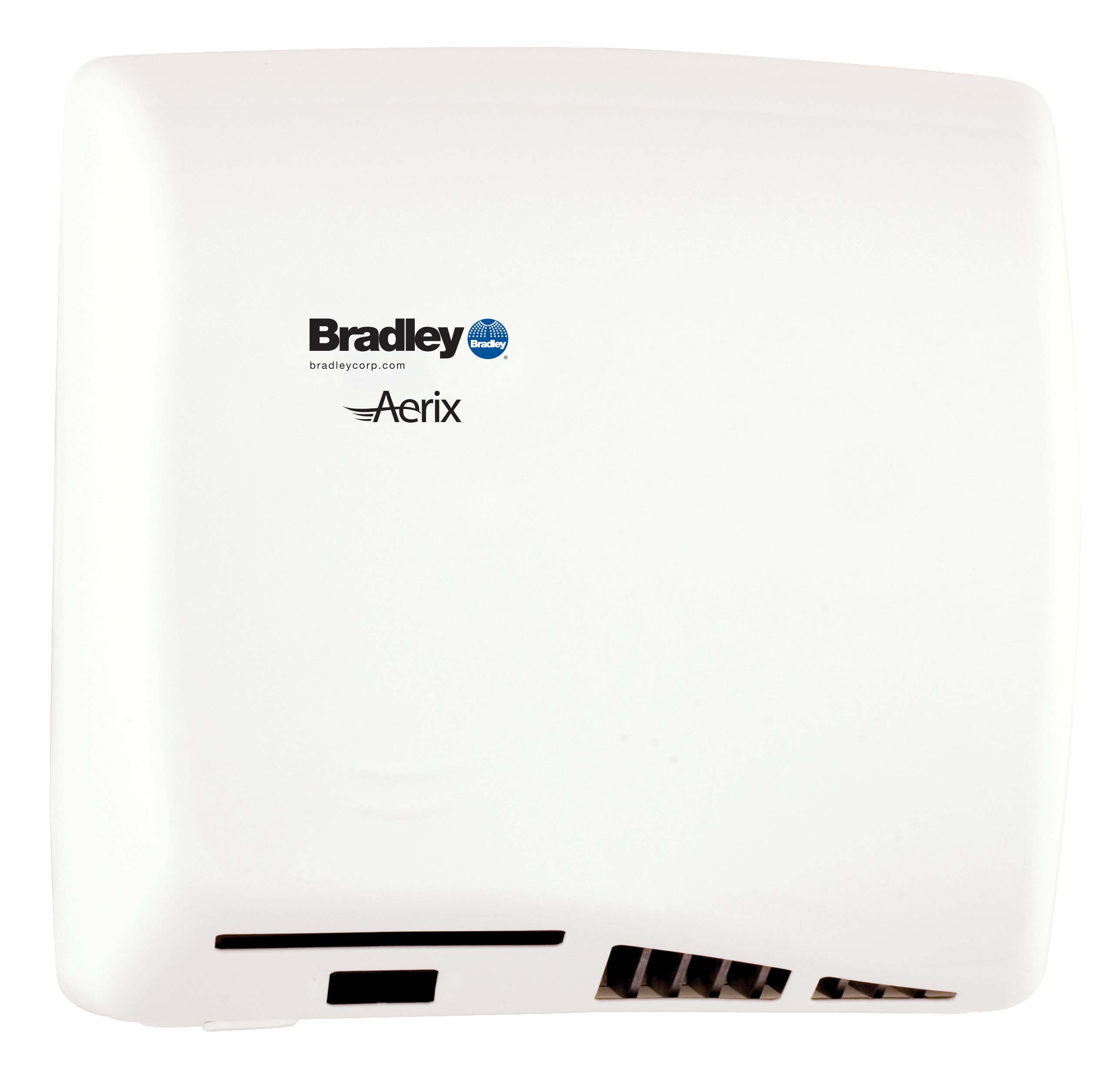 Bradley Hand Dryer Sensor Steel Surface