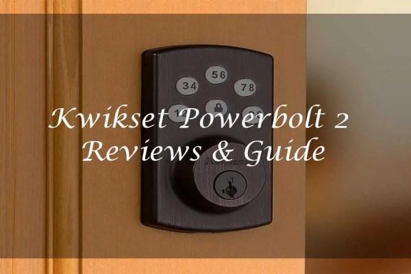 Kwikset Powerbolt 2