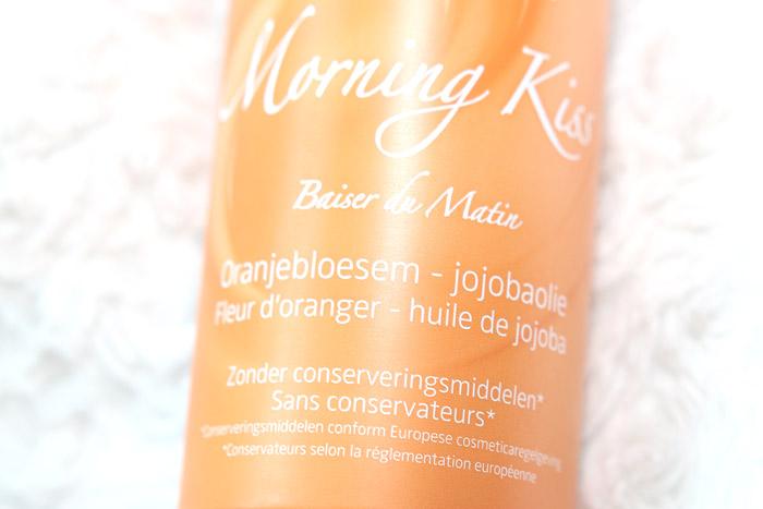 kneipp douche foam morning kiss