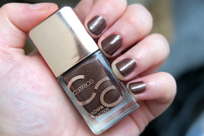 catrice brown collection fashion addicted