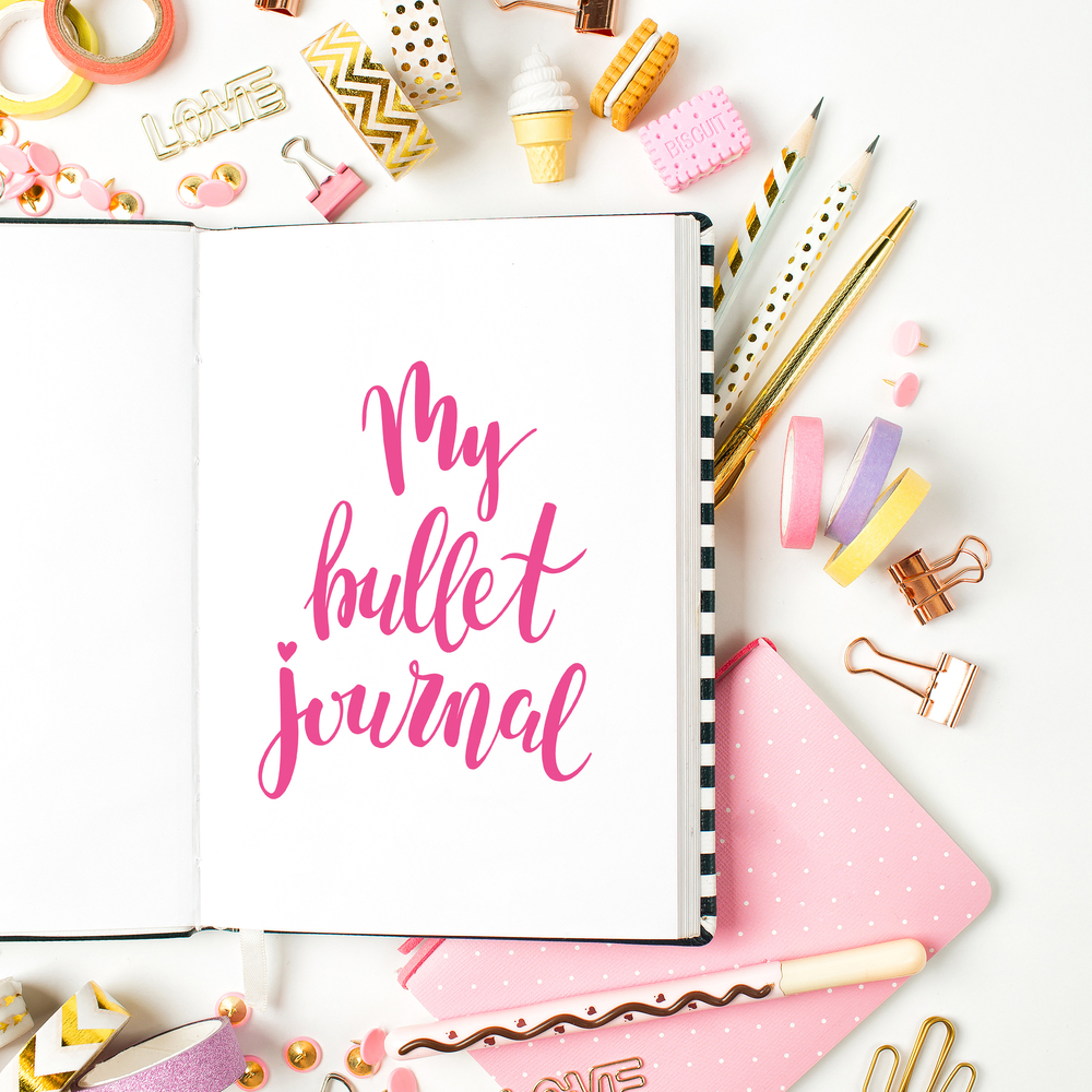 leuke bullet journal