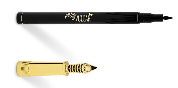 pretty vulgar eyeliner
