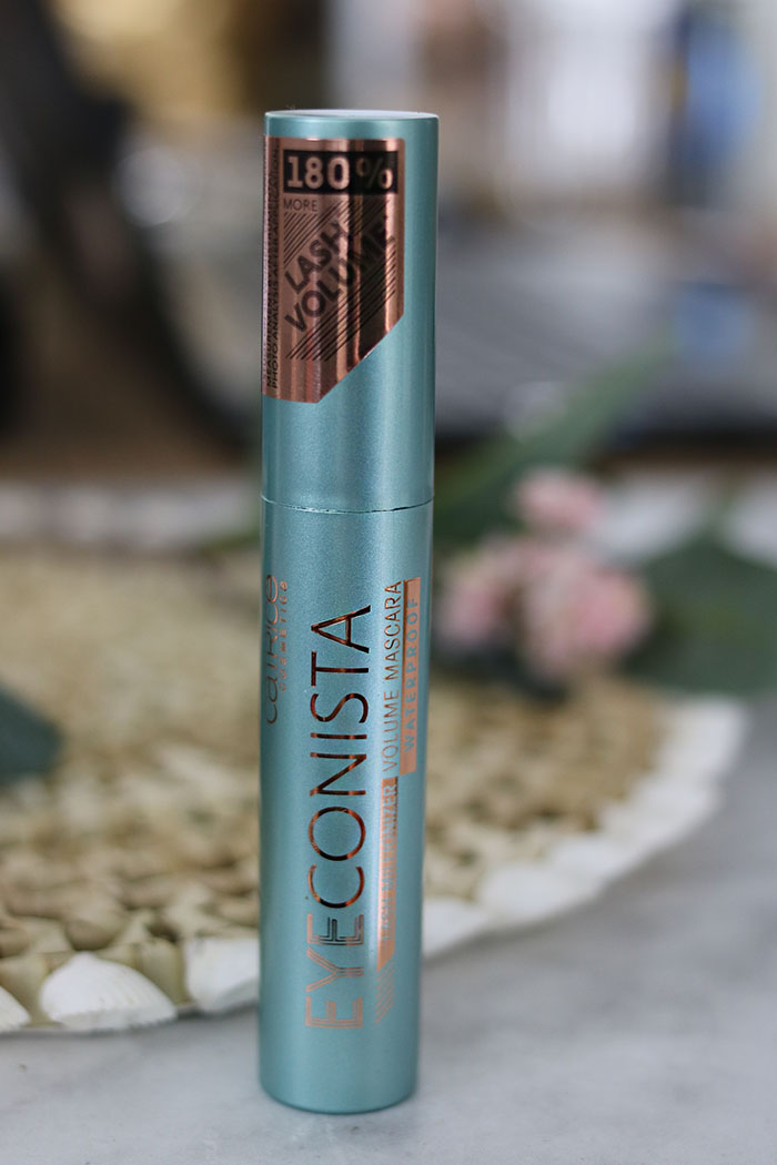 catrice eyeconista waterproof mascara review pinterest