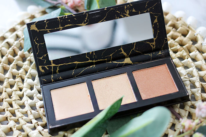 catrice luminice highlight & bronze glow palette review