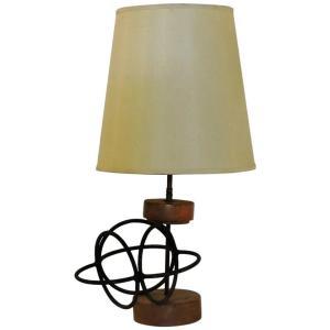 Abstract Modernist Sculpture Lamp