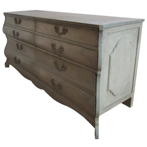 Country French style Large Credenza