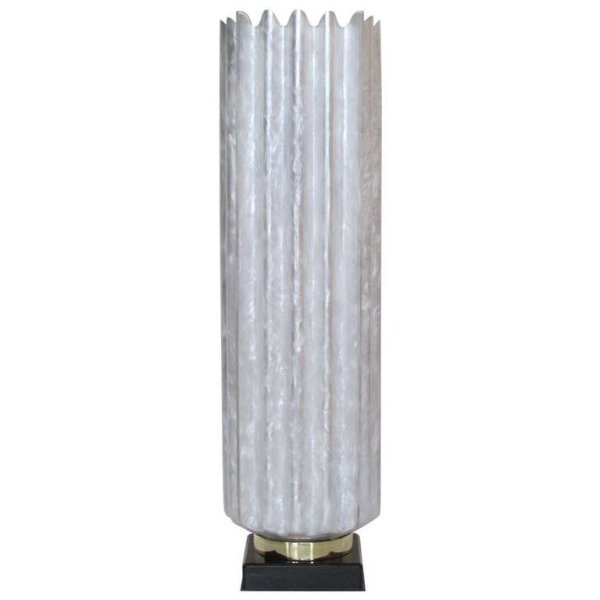 Rougier Fluted Column Lamp