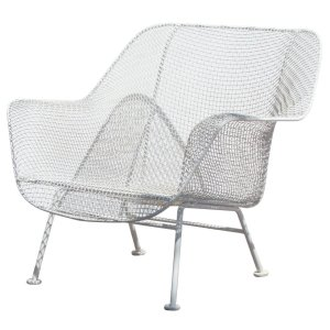 Woodard Sculptura Large Lounge Chair
