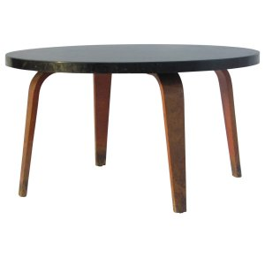 Thonet Bentwood Round Coffee Table