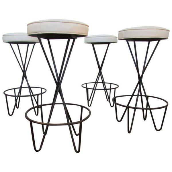 Paul Tuttle Bar Stools