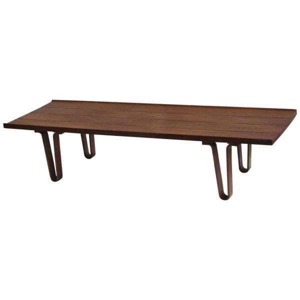 Edward Wormley Long John Table Bench