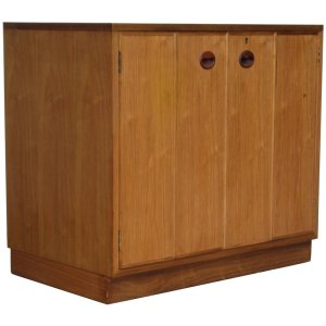 Dry Bar Cabinet by Edward Wormley for Dunbar