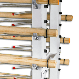Wooden Rods and Hooks addon