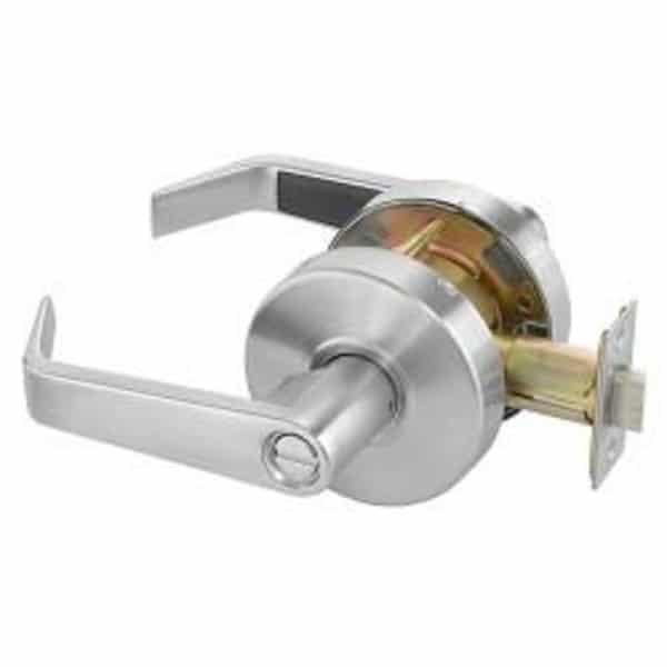 Yale 4602LN Privacy Lever Lock 626 Finish
