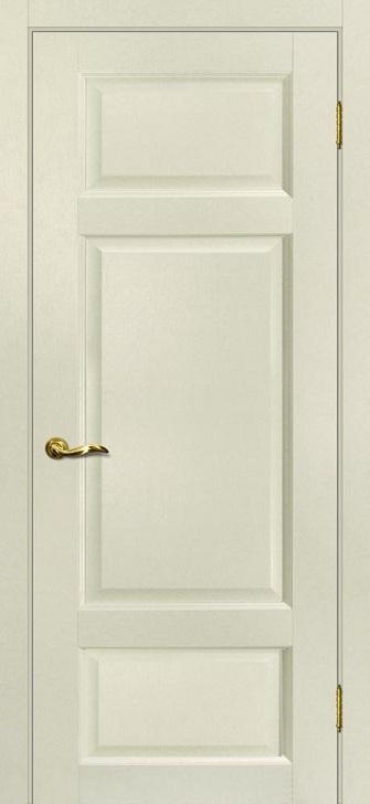 Межкомнатная дверь Тоскана 3 ваниль