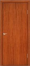 Дверь Стандарт шпонированная одностворчатая Орех