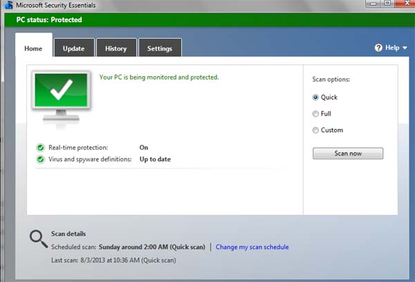 microsoft essential free antivirus get free antivirus