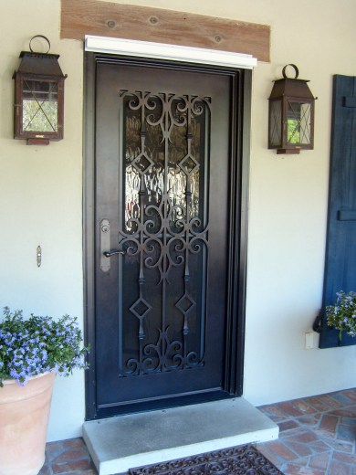 Iron Doors Doors By Design