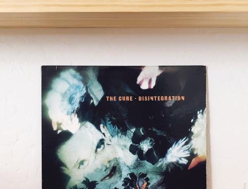 The Cure, Distintegration - doorsixteen.com