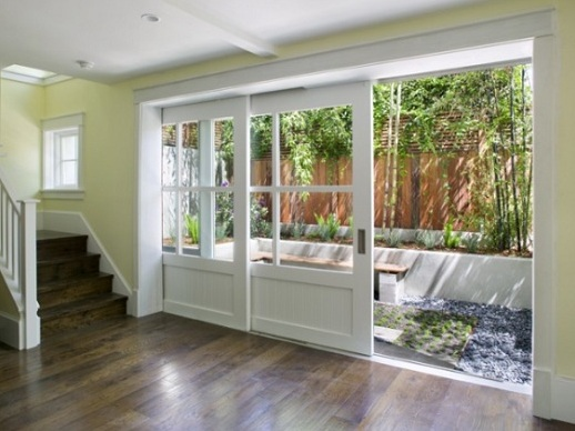 sliding french patio doors designs to