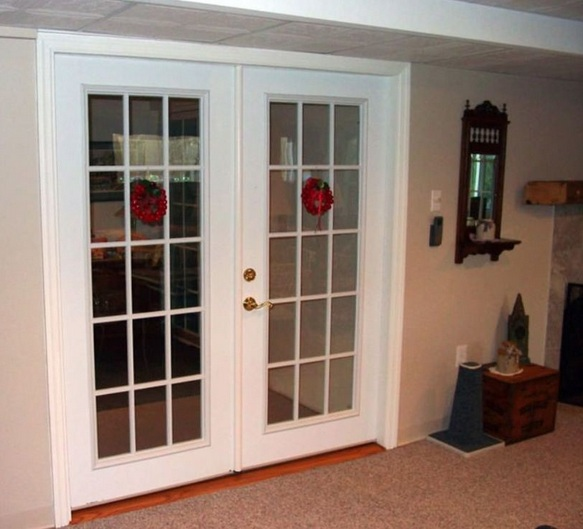 Modern Interior Design » Double Panel Interior Doors