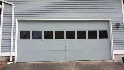 Doors West - before