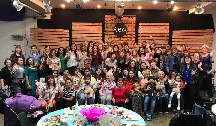 Photo of Simply Sisters event in Buenos Aires