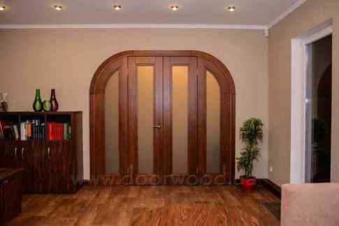 межкомнатная дверь doorwood арочная
