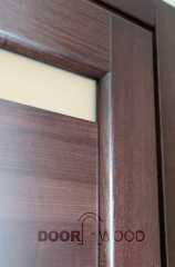 Наши двери на объекте в Киеве улица Туманяна.