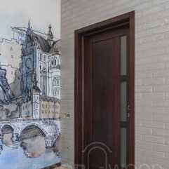 Межкомнатная дверь Handy деревянные двери из ясеня