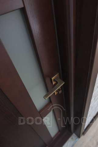 Межкомнатная дверь Handy Межкомнатная деревянная дверь из ясеня