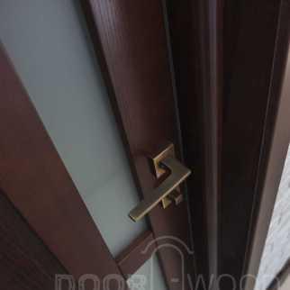 abec3e04be0d Межкомнатная дверь Handy Межкомнатная деревянная дверь из ясеня