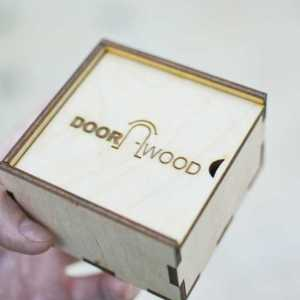 Watch gift box