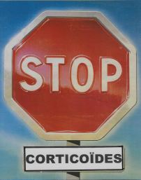 STOP CORTICOIDES