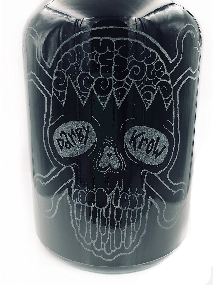 MIRON Violettglas - Deep Etched Designs by Darby Krow
