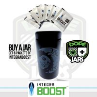 Dope Jars® + Extras 500ml - One Love