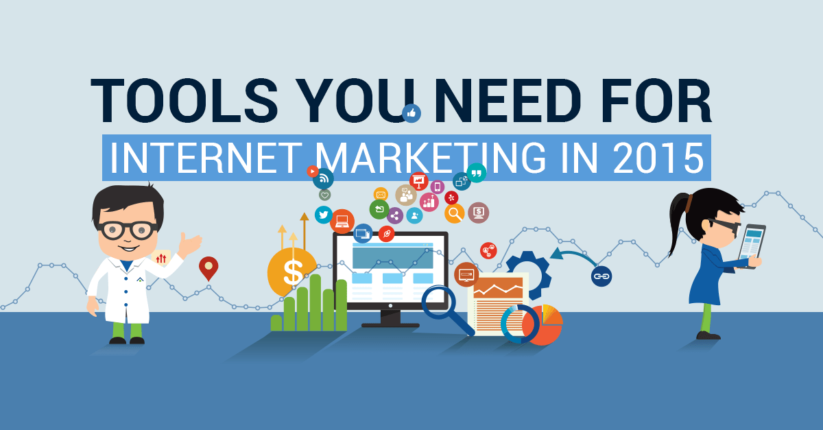 Some Key Tools for Internet Marketing