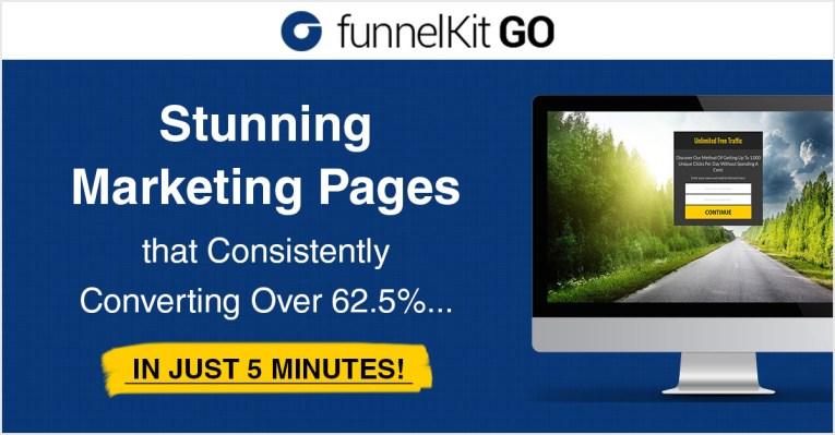 funnelKit GO review