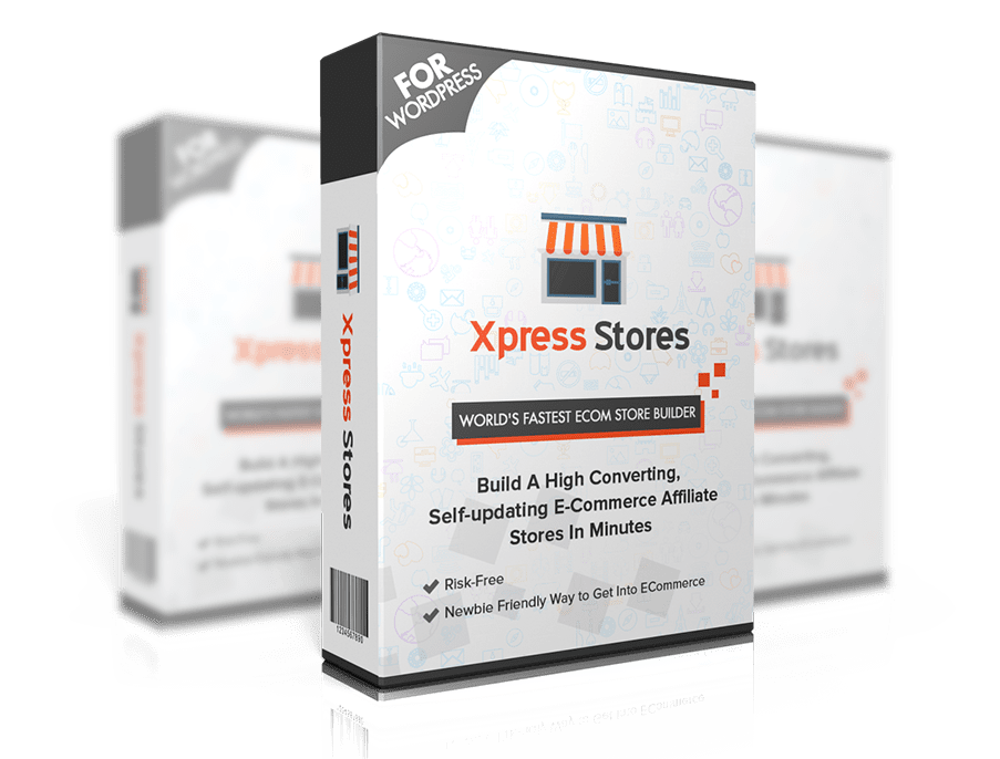 Xpress Stores All Version Full Package
